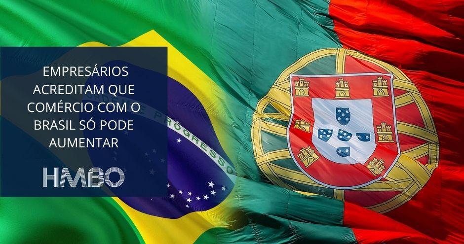 comércio com o Brasil